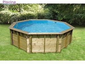 Piscine Bois Ubbink : piscine bois ubbink ocea 5 80 x h1 30m ~ Mglfilm.com Idées de Décoration