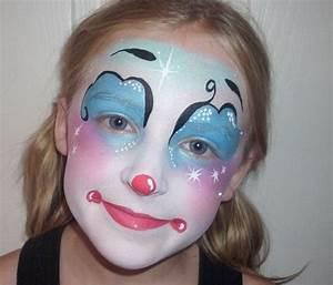 Karneval Gesicht Schminken : fasnacht kinder schminken karneval halloween pinterest der clown kinderschminken und ~ Frokenaadalensverden.com Haus und Dekorationen