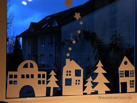 Weihnachtsdeko Fenster Einfach by Anleitung F 252 R Das Fensterbild Blumen Im Fr 252 Hling Basteln