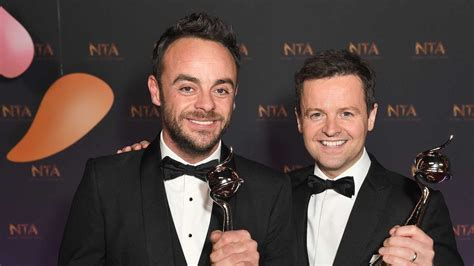 Declan Donnelly thanks fans for support following first ...