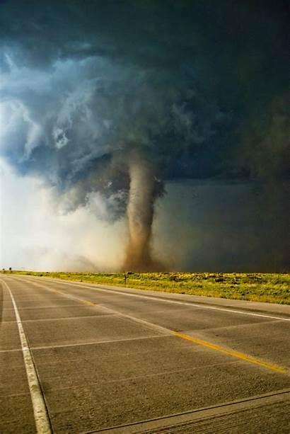 Tornado Weather Storm Severe Awareness Tornadoes Kansas