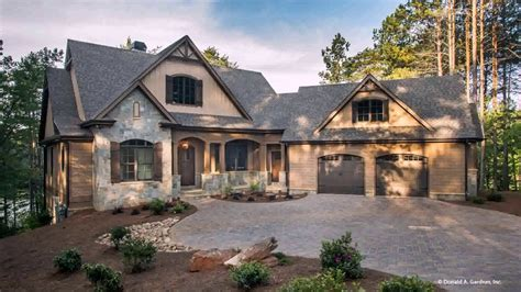 House Plans Ranch Style With Walkout Basement (see