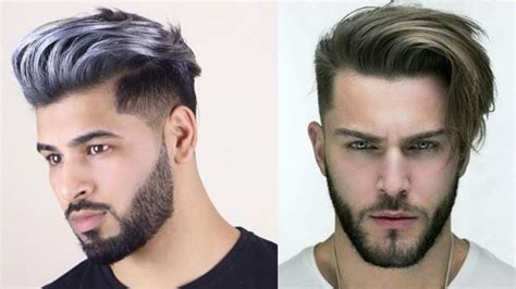 Cool Short Hairstyles For Men 2019