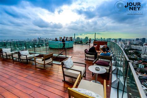 marriott gasl rooftop bar bangkok marriott hotel sukhumvit 9journeythailand