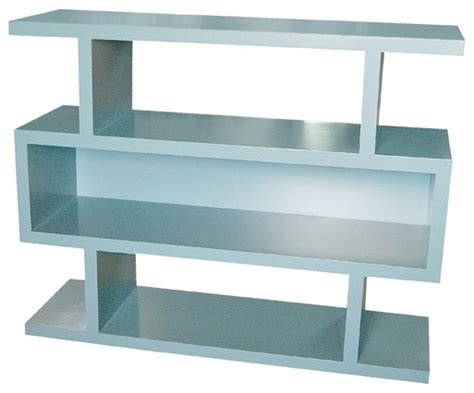 Zig Zag Bookcase by Zig Zag Shelving Unit Contemporary Bookcases Other