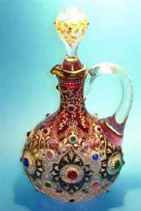 Cranberry Glass Claret Jug