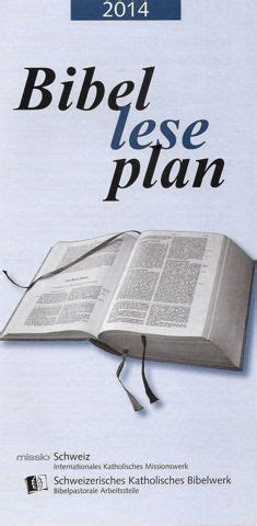 bibelleseplan  bibelwerk