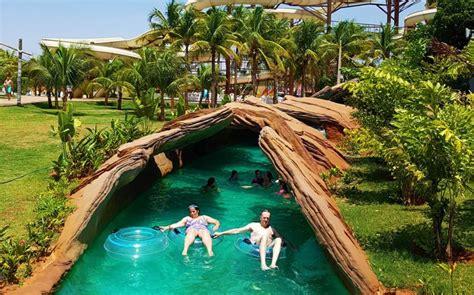 O mais novo parque aquático de São Paulo Hot Beach Olímpia