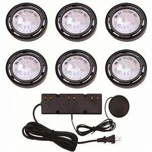 Under Cabinet Puck Light Bulbs