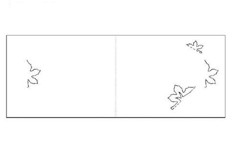 wonderful diy  kirigami cards   templates