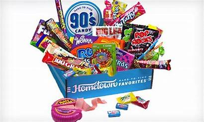 Candy Box 90s 1990s Decade Gift 90