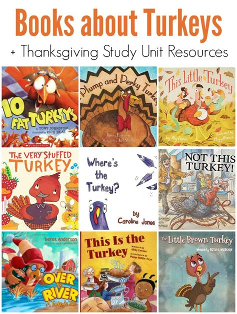 picture books about turkeys for thanksgiving unit 275 | Books about Turkeys