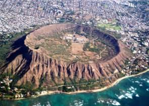Diamond Head Crater Hawaii