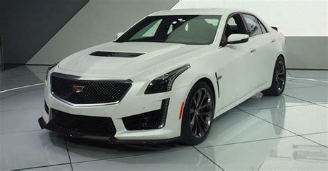 cadillac cts  redesign engine price  car reviews  garage pinterest