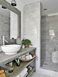 Amenagement Salle De Bain : mini salle de bain astuces pour son am nagement ~ Dailycaller-alerts.com Idées de Décoration