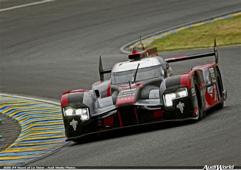 24 Hours Of Le Mans Toughest Race Of The Year For Audi