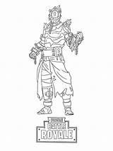 Fortnite Coloring Pages Printable Skin Colouring Sheets Battle Prisoner Skins Kleurplaat King Drawings Wonder Drawing Royale Draw Lord Marshmello Frozen sketch template