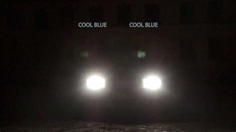 osram cool blue osram cool blue vs standard bulbs