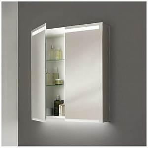 Spiegelschrank 60 Cm Led : keramag option spiegelschrank 60 cm 800360 megabad ~ Bigdaddyawards.com Haus und Dekorationen