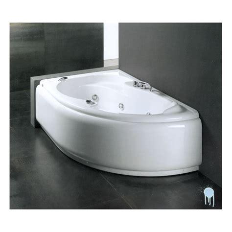 vasche da bagno angolari misure misure vasca idromassaggio glass lis 150x100 vasca angolare