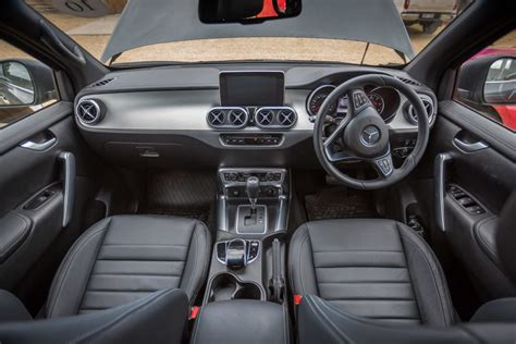 Mercedes X Class Interior by We Drove The 2018 Mercedes X Class Here Is What You Need