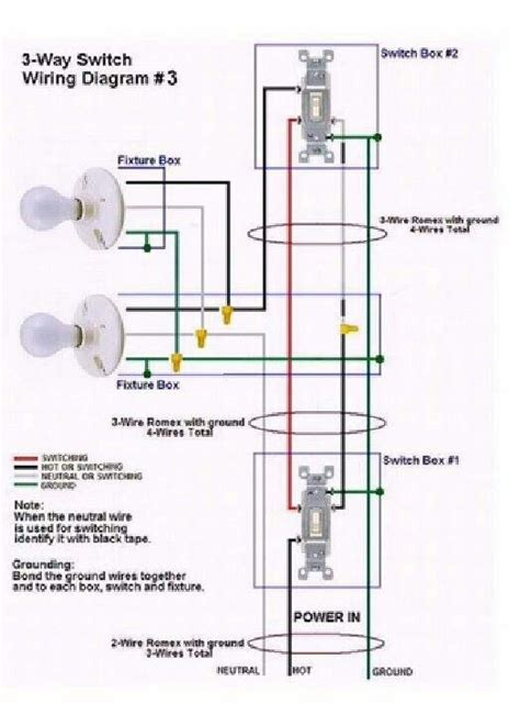 3 way switch wiring diagram 3 electrical services chang e 3