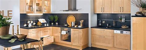 cuisine hetre clair les meubles de cuisine en bois