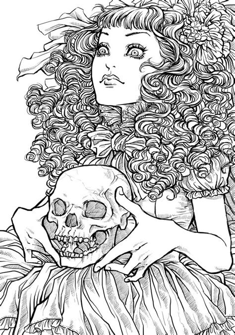 printable halloween coloring pages  adults  coloring pages  kids