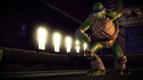 New Screens For Tmnt Out Of The Shadows Teenage Mutant