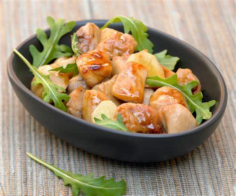 cuisine wok poulet nouvel an chinois 2016 recette plat gourmand