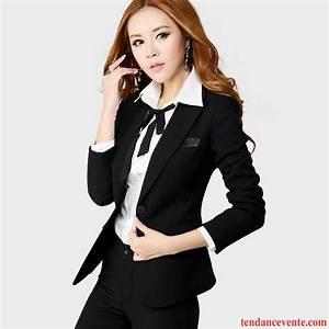 Blazer Femme Noir : blazer et costume femme mode femme simple couleur l ~ Preciouscoupons.com Idées de Décoration