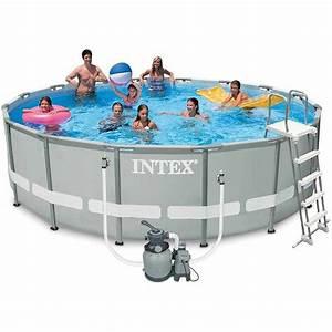Hors Sol Piscine Intex : catgorie piscine page 6 du guide et comparateur d 39 achat ~ Dailycaller-alerts.com Idées de Décoration