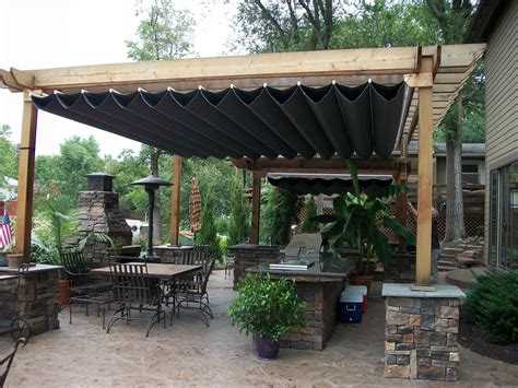 add  finishing touch  canopies  pergolas awnings  haas  pergola awning outdoor