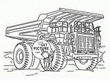 Coloring Dump Truck Transportation Printables Wuppsy Trucks Construction Garbage Ausmalbilder Tags Feuerwehr sketch template