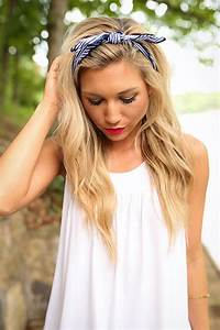 Cowgirl Hairstyles With Bandana HairStyles