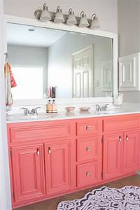 30 grey and coral home decor ideas digsdigs With kitchen cabinets lowes with blue coral wall art