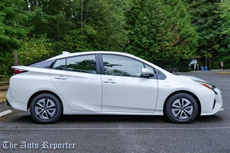 2017 Prius Review by 2017 Toyota Prius Three Review The Auto Reporter