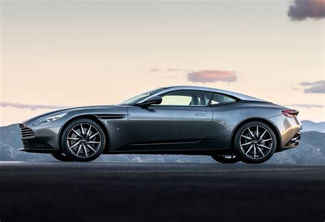 Aston Martin Coupe by Aston Martin Db11 Coupe 2016 Photos Parkers