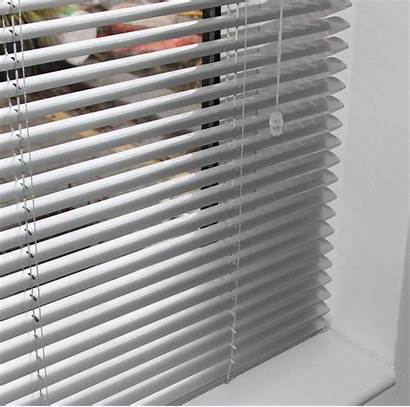 Venetian Aluminium 25mm Blind Blinds Platinum