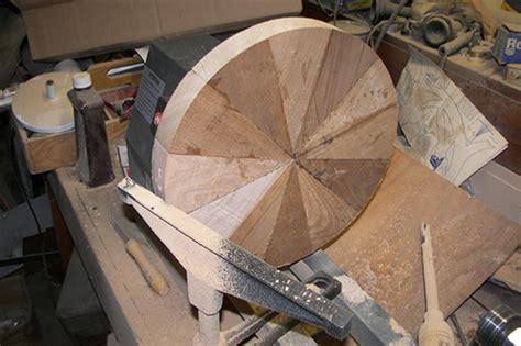 segmented butternut platter woodworking blog