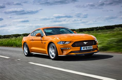 Uk Ford Mustang by Ford Mustang Gt 5 0 V8 2018 Uk Review Autocar