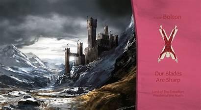 Bolton Thrones Wallpapers Fond Background Fanpop Ecran