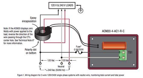 Wire Help Digital Volt Amp Meter
