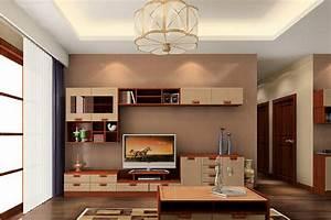 Minimalist, Living, Room, Cabinet, Design, House