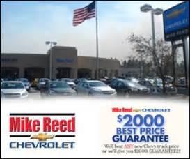 Mike Reed Chevrolet  Hinesville, Ga 31313 Car Dealership