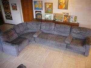Gebrauchte Möbel Verschenken Abholung : ledergarnitur 6 teilig flexibel in markgr ningen polster sessel couch kaufen und verkaufen ~ Orissabook.com Haus und Dekorationen