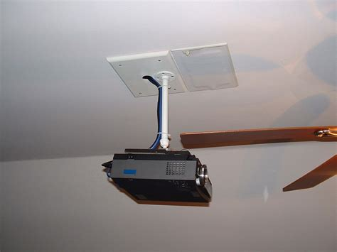 Ceiling Mount For Projector India by Mounting Directly Into Ceiling Avs Forum Home Theater
