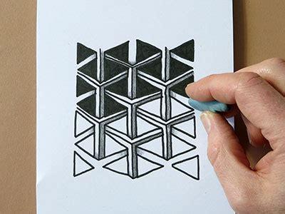 3d Zeichnen by 3d Zeichnen Tangle Kreativraum24