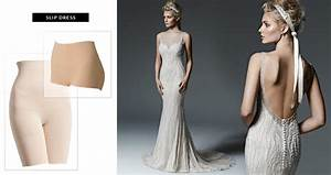 unique undergarments for wedding dress with brides wedding With wedding dress underwear