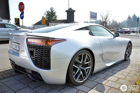 lexus lfa 2016 price lexus lfa 3 april 2016 autogespot